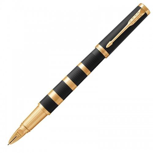 Ручка Parker (Паркер) 5th Ingenuity Large Black Rubber/Metal GT в Санкт-Петербурге