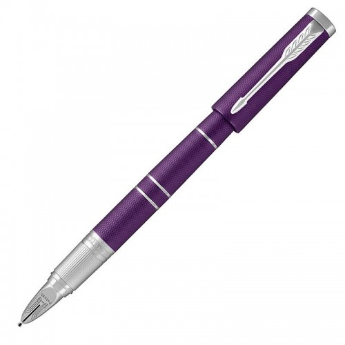 Ручка Parker (Паркер) 5th Ingenuity Deluxe Slim Blue Violet CT в Санкт-Петербурге
