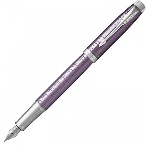 Перьевая ручка Parker (Паркер) IM Premium Dark Violet CT F в Санкт-Петербурге