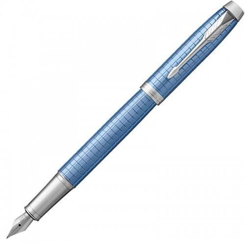 Перьевая ручка Parker (Паркер) IM Premium Blue CT F в Санкт-Петербурге