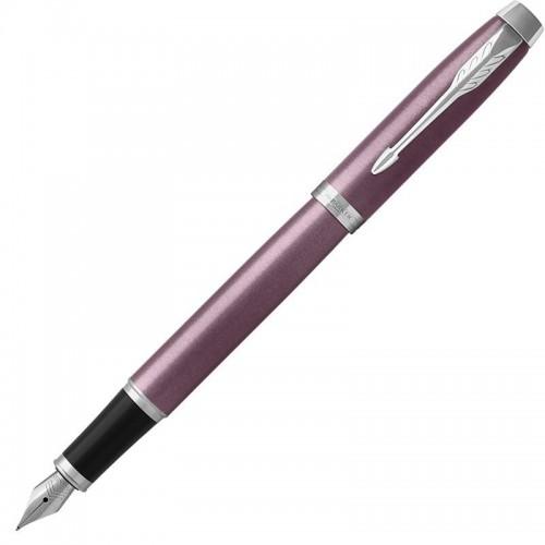Перьевая ручка Parker (Паркер) IM Core Light Purple CT F в Санкт-Петербурге