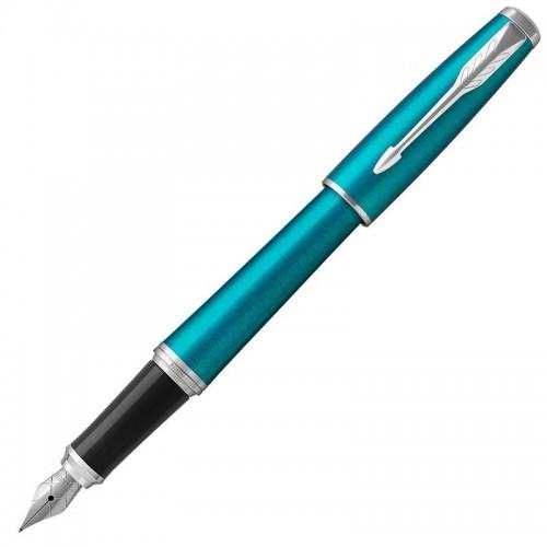 Перьевая ручка Parker (Паркер) Urban Vibrant Blue CT F в Санкт-Петербурге