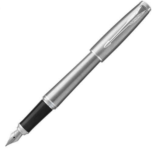 Перьевая ручка Parker (Паркер) Urban Metro Metallic CT F в Санкт-Петербурге