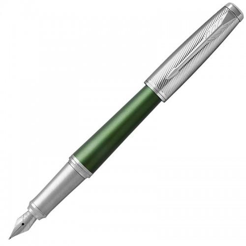 Перьевая ручка Parker (Паркер) Urban Premium Green CT F в Санкт-Петербурге
