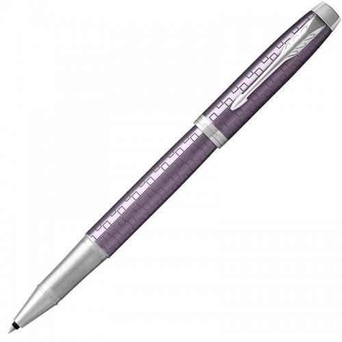 Ручка-роллер Parker (Паркер) IM Premium Dark Violet CT в Санкт-Петербурге