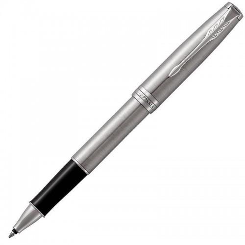 Ручка-роллер Parker (Паркер) Sonnet Core Stainless Steel CT в Санкт-Петербурге