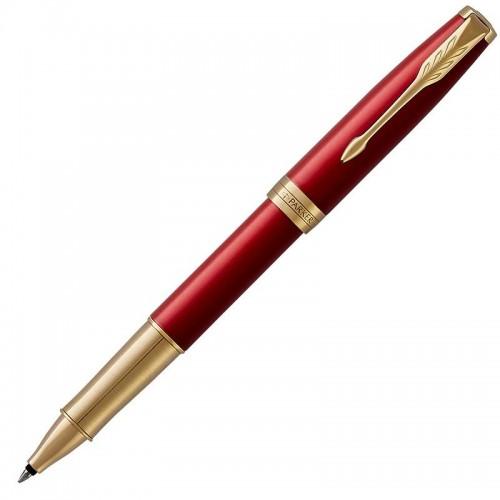 Ручка-роллер Parker (Паркер) Sonnet Core Red Lacquer GT в Санкт-Петербурге
