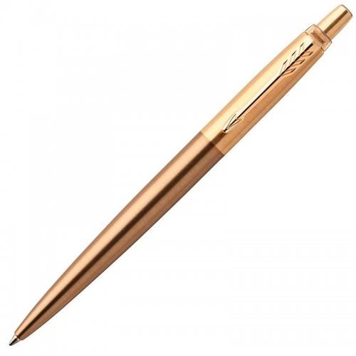 Шариковая ручка Parker (Паркер) Jotter Luxe West End Brushed GT в Санкт-Петербурге