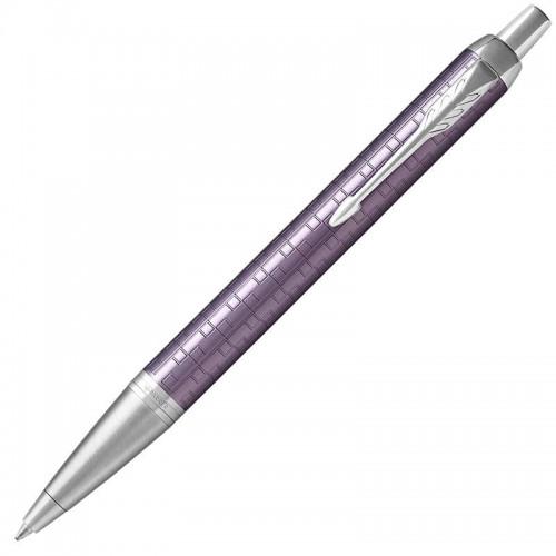 Шариковая ручка Parker (Паркер) IM Premium Dark Violet CT в Санкт-Петербурге