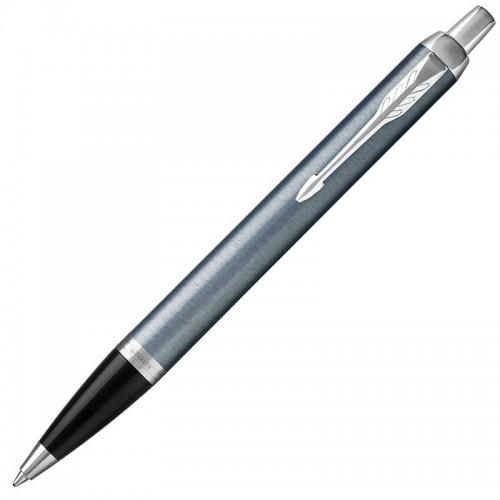 Шариковая ручка Parker (Паркер) IM Core Light Blue Grey CT в Санкт-Петербурге