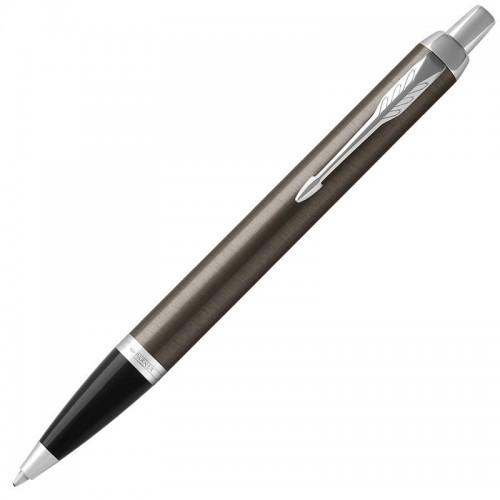 Шариковая ручка Parker (Паркер) IM Core Dark Espresso CT в Санкт-Петербурге