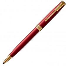 Шариковая ручка Parker (Паркер) Sonnet Core Red Lacquer GT