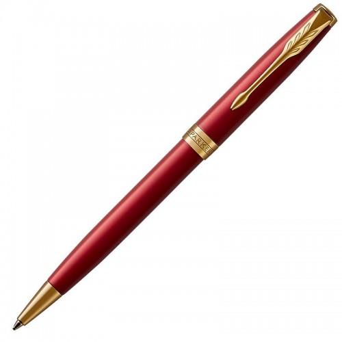 Шариковая ручка Parker (Паркер) Sonnet Core Red Lacquer GT в Санкт-Петербурге