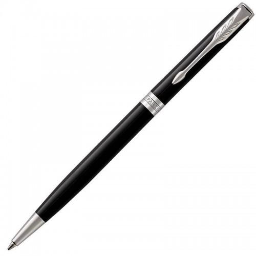 Шариковая ручка Parker (Паркер) Sonnet Core Slim Black Lacquer CT в Санкт-Петербурге