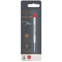 Красный шариковый стержень Parker (Паркер) Ball Pen Refill QuinkFlow Premium M Red