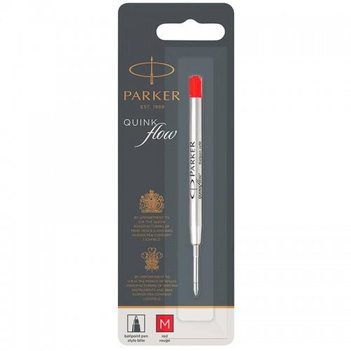 Красный шариковый стержень Parker (Паркер) Ball Pen Refill QuinkFlow Premium M Red в Санкт-Петербурге